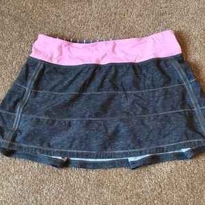 Lululemon Pace Rival Skirt *4-way stretch*